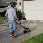 roof cleaning and pressure washing school