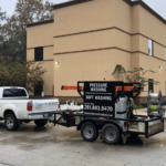 Commercial Building Wash