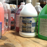 pressure wash cleaning solutions